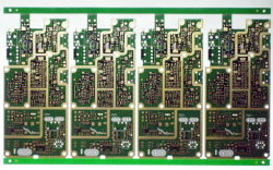 La finition de surface : la forme d'immersion Abnormity or PCB