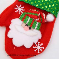 Il natale all'ingrosso di promozione scherza la decorazione dei guanti del regalo