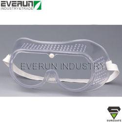 De Beschermende brillen die van de Veiligheid van het laboratorium Beschermende brillen van de Veiligheid van Beschermende brillen de Beschermende werken