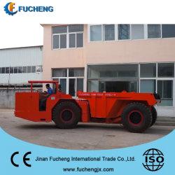 Met CE-certificering China zelfladende 8T ondergrondse mijnbouwtruck