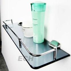 Mensola di vetro cosmetica dell'acciaio inossidabile (GHT78021)