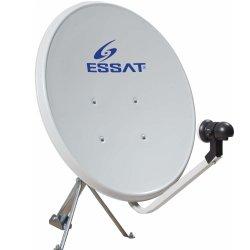 أمريكا الجنوبية السوق الأوروبية الشرق الأوسط Ku Band 90 سم طبق هوائي الأقمار الصناعية طبق هوائي الأقمار الصناعية