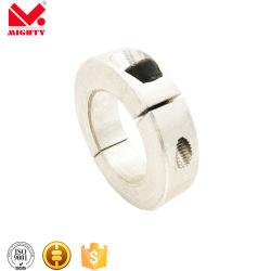 De Metrische Enige Gespleten Kragen Van uitstekende kwaliteit van uitstekende kwaliteit van de Schacht van het Aluminium van de Kraag van de Schacht Dubbele Gespleten
