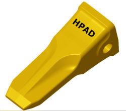 Excavadora Caterpillar Drp Diente de fundición de piezas de repuesto de la cuchara 450-7556 (183-5300) la penetración de estilo Plus