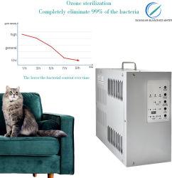 Auto Ionizer Ozon-Generator für falschen Geruch entfernen Reinigungsapparat-Maschinen-Ozonisator-Filter 7g/H der Luft-O3