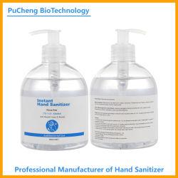 Оптовая торговля медицинского класса антибактериальный очиститель Waterless дезинфицирующие 500мл очиститель гель