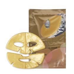 Высокое качество коллагена кристально чистое золото Hydrogel увлажняющий против веяние Private Label маска для лица