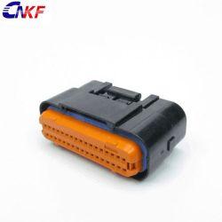 Mx23A34sF1 34p 방수 하우징 플라스틱 커넥터 자동차 전자 플러그