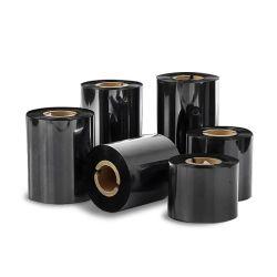 Imprimante à transfert thermique rubans rubans rubans de résine de code à barres