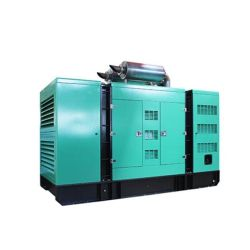 Runda 침묵하는 힘 전기 디젤 엔진 발전기 세트 10-450kVA 물 공기에 의하여 냉각되는 디젤 엔진 발전기 세트 중국 사람 발전기