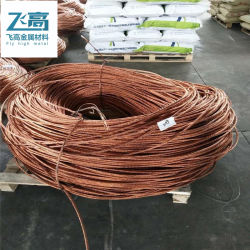 Fio de cobre puro 99,99% de sucata de cobre de sucata de metal com o Melhor Preço