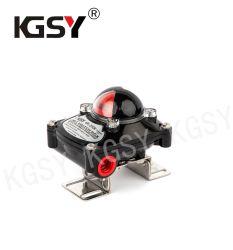 Caixa de interruptores de limite APL-210 Kgsy para actuador pneumático