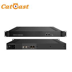 48 In1 IP de Modulator van de Input dvb-c Qam rf