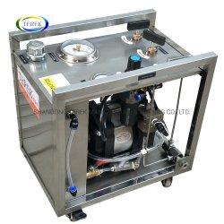 Pressione idrostatica idraulica portatile ad aria 10 bar-4000 bar Terek Prova pompa