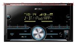 Le design de mode auto-radio double DIN MP3/MP5 avec Bluetooth