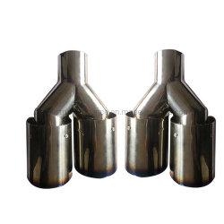 カスタマイズ可能なステンレススチール研磨 HKS 排気チップ