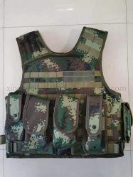 Bulletproof Vest costume balistiques Millitary Gilet de sécurité de la protection de 3 à 6