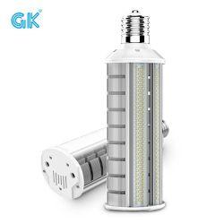 DLC 承認 Ex39 6000K 回転可能ベース LED コーンバルブ 20W 水平プラグランプ