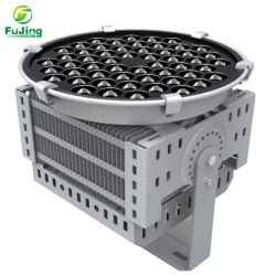 Proiettore professionale resistente all'acqua da 135 lm/W per esterni 300 W 500 W 800 W 1000 W. Illuminazione a LED Sport Stadium