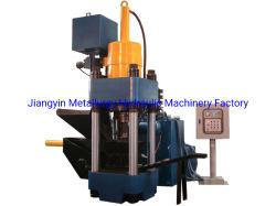 Il metallo automatico verticale Y83-500 scheggia la mattonella che fa la macchina