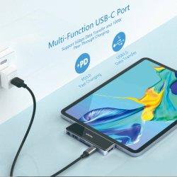 Hub 3.0 van Shenzhen USB met 2020 Nieuw voor Laptop het Laden van de Computer de Multifunctionele In het groot Post van het Dok van de Telefoon voor Laptop USB C Hub