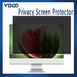 안티 방사선 블루 라이트 컷 13.3형 와이드스크린 프라이버시 필터 노트북 안티스파이 스크린 가드