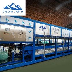 أحدث ماكينة ثلج عالية الجودة موفرة للمياه وموفر للطاقة أكمل عملية صنع الثلج في غضون 9 ساعات وقم بتحضير الثلج في غضون 5 إلى 10 ساعات دقائق