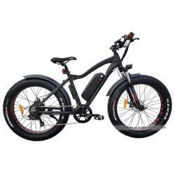 2021 أفضل خدمة مساعدة الدواسة على الطرق الوعرة 26 بوصة DAT Tire Electric Delivery Bike 48V 750 واط دراجة إلكترونية