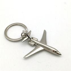Пользовательские формы самолет авиакомпании рекламных подарков цепочки ключей