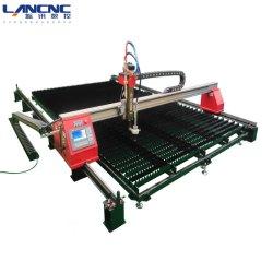Tragbare Gantry CNC Plasma Flamme Schneidemaschine Metall Cutter Edelstahl Schneidmaschinen Für Stahl