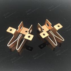Custom Precision dobrando rodando o serviço de Corte a Laser de chapa metálica de latão ODM OEM de fabricação de chapa metálica