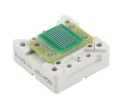 Adaptateur de test BGA137 MCP_11.5x13mm avec couvercle amovible F & L'interposeur
