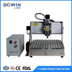 Buena calidad 6040 6090 3 ejes / 4 ejes 1500 W 2200 W puerto USB CNC refrigeración por agua tallado enrutador de tornillo de bola fresadora máquina de grabado
