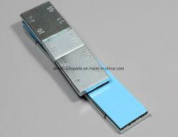 5G*12 Fe Roda adesiva de zinco com fita de papel kraft de peso