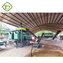 NPK macchine per la lavorazione di granuli per concime linea completa di produzione di concime organico
