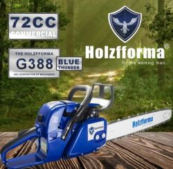 Blue Thunder G388 de l'essence de l'alimentation pour tronçonneuse Stihl ms380 ms381