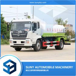 Dongfeng 12 CBM Waterwagen Fabrikanten water Transport Tanker Spray Watersproeier Bowser-tankwagen