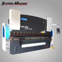 Freno idraulico della pressa di CNC di 4 assi per la macchina piegatubi d'acciaio del metallo