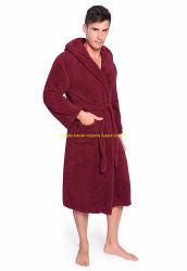 Bekleidung Schlafanzug Beliebt Classic Qualität Männer Polyester Bunter Bademantel