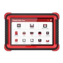 Профессионалы Thinktool Thinkcar Auto диагностического прибора 10 Adas системы OBD2 сканер штрихкодов 28 Функция сброса интерактивная программа Pk X431 V+