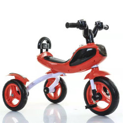 نمط مزح تصميم طفلة [تريك] درّاجة ثلاثية مع ضوء ولون موسيقى