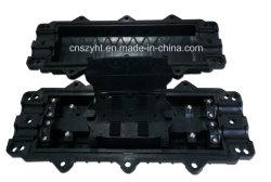 48 Fibras gabinete comum impermeável ao ar livre 48 Core 2 em 2 encerramento conjunta de fibra óptica horizontal