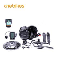 新しいカラーディスプレイのBafang 8funモーターBbshd 48V 1000W BBS03中間のEbikeモーターキットの自転車キット
