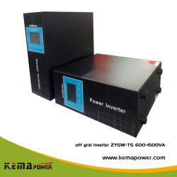 低周波数の純正弦波ホーム UPS 、グリッドオフ グリッドハイブリッドソーラーグリッドパワーインバータ 1000 - 1500VA