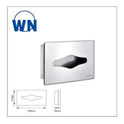 Banheiro Caixa de papel higiénico titular para a tabela