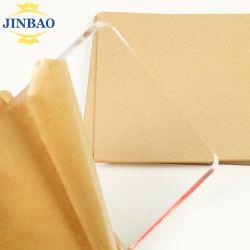 Jinbao LED grossista 040 Plexiglass Dicróico Carving MMA perfuradas de resina que brilha no escuro a folha de acrílico