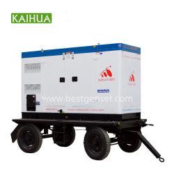 De draagbare Stille/Geluiddichte Generator van het Diesel Lassen van de Macht met Motor Cummins/Perkins/Volvo