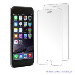 protezione Premium dello schermo di vetro Tempered 9h di 0.3mm per la pellicola protettiva indurita anabbagliante di iPhone 6/7/8/X del Apple