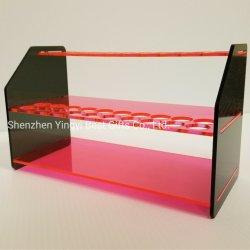 Affichage de cosmétiques en acrylique de gros en usine