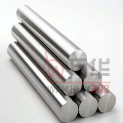 (301/304/316) полированным покрытием из круглых прутков из нержавеющей стали в ASTM